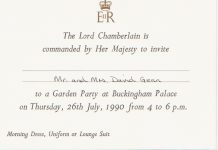 Royal Garden Party